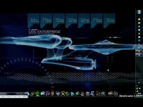 star trek windows 7 - Mashpedia Video