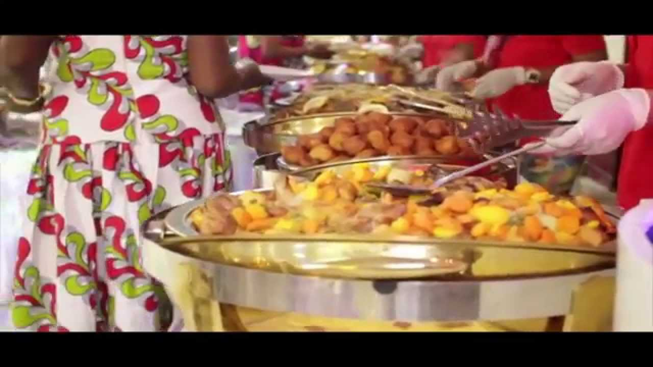 traiteur africain mariage avec maman elyane nitu traiteur congolais 12 avril 2014 youtube - Traiteur Camerounais Mariage