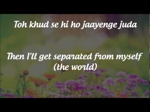 """Tum Hi Ho"" Lyrics & English Translation- ""Aashiqui 2"" (2013)"