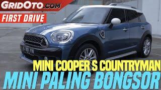 MINI Cooper S Countryman 2017 I First Drive I GridOto
