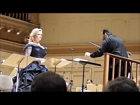 """""""O sink hernieder, Nacht der Liebe"""" - Tristan und Isolde:Wagner"""