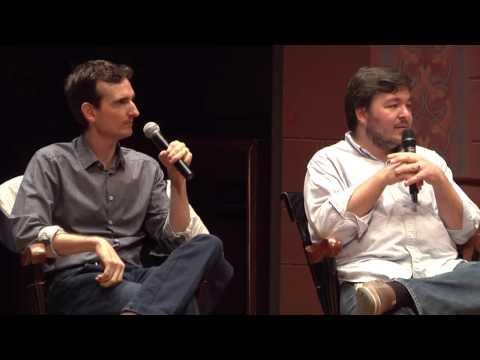 A Conversation with Carter Bays '97 and Craig Thomas '97