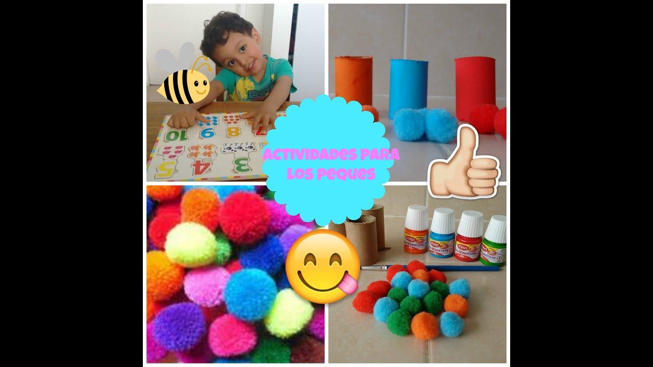 actividades divertidas para niosbaby mom