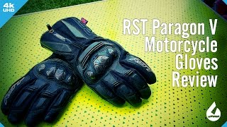 RST Paragon 5 Gloves Review