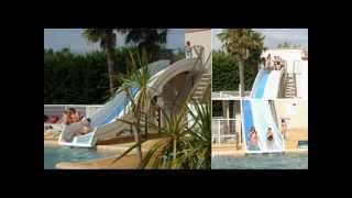 Camping à argelès sur mer : Etoile d'or;  album du camping 4 étoiles (Camping Qualité Sud France)