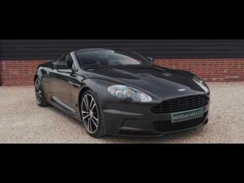 2012 Aston Martin Dbs Volante Carbon Edition Nicholas Mee Company Aston Martin Specialists Youtube