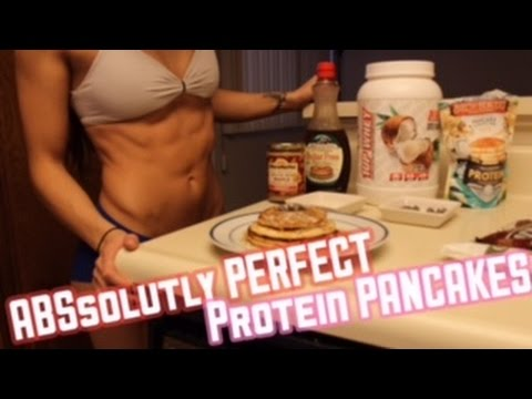 cooking-with-steph-|-perfect-protein-pancakes-|-recipie-video