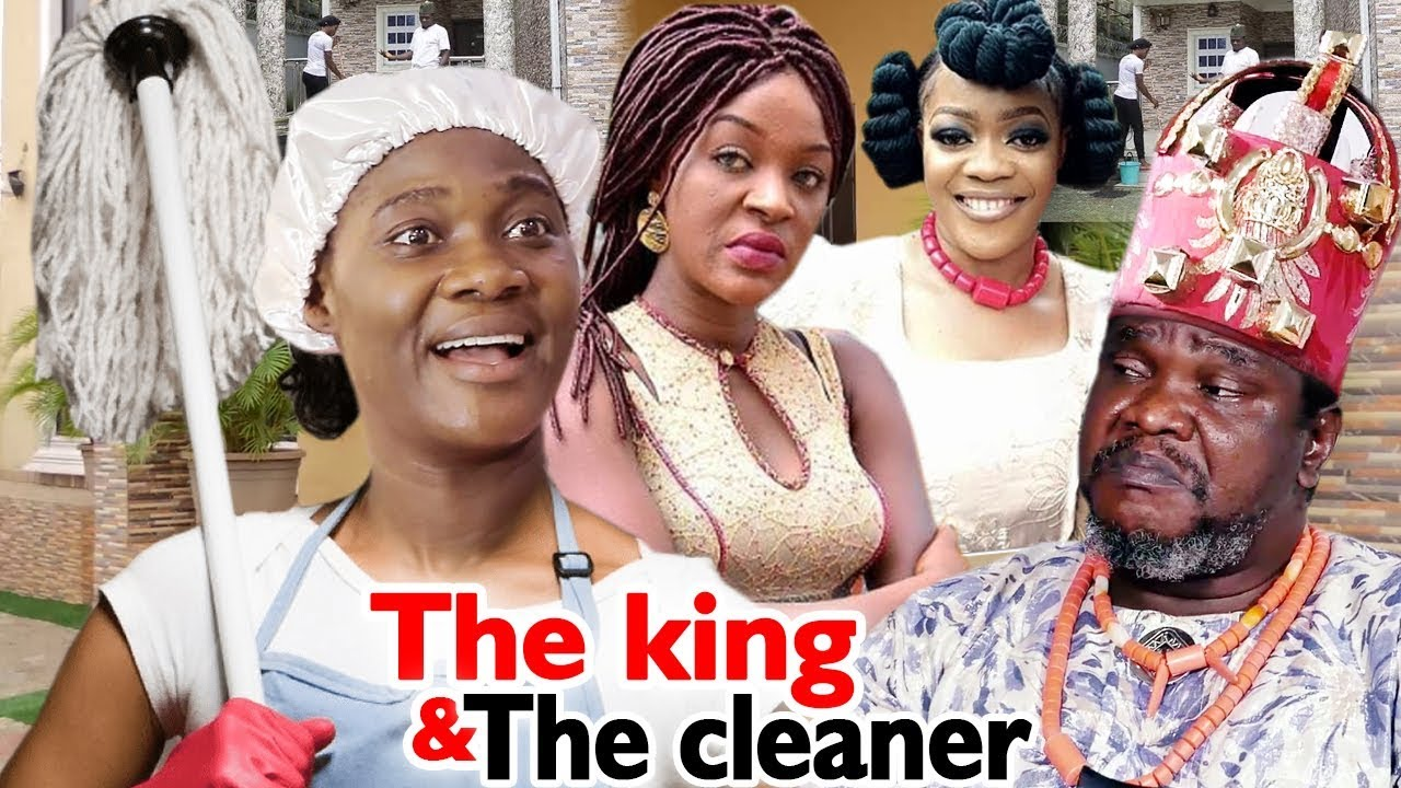 Download THE KING AND THE CLEANER SEASON 1&2 (MERCY JONHSON) 2019 LATEST NIGERIAN NOLLYWOOD MOVIE