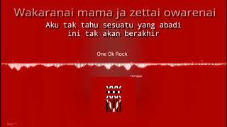 Gambar cover ONE OK ROCK - Decision ( lirik + romaji dan terjemahan )