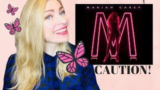 MARIAH CAREY - CAUTION [Musician's] Reaction & Review