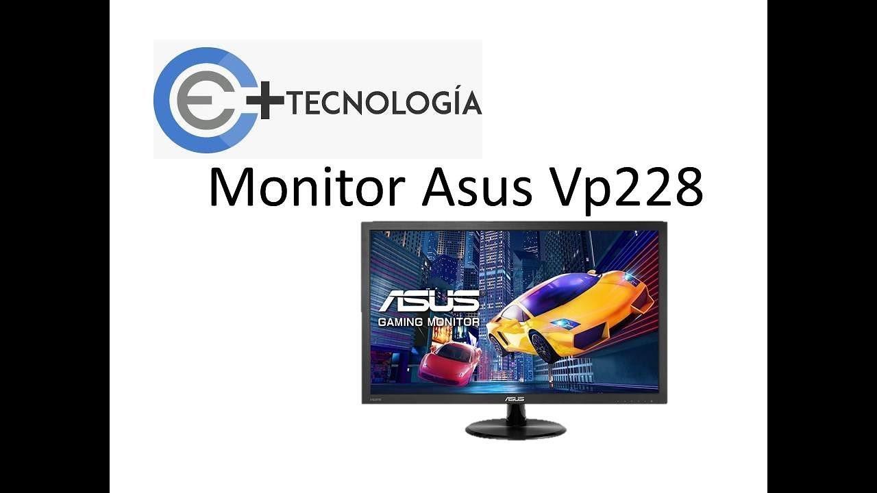 Monitor Asus Vp228h, Cemas Tecnología