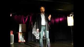 Kurt Knabenschuh beim 10. Stuttgarter Comedy Clash
