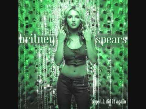 Britney Spears-(I Can't Get No) Satisfaction
