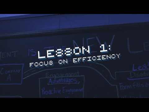 #OneTeam Lesson #1: Focus on Efficiency