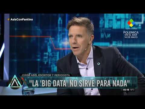 Jorge Asís: En el fondo, Macri se salva con el FMI