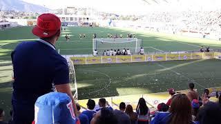 GOL DE GONZALO ESPINOZA!! | San Luis 1-2 U de Chile