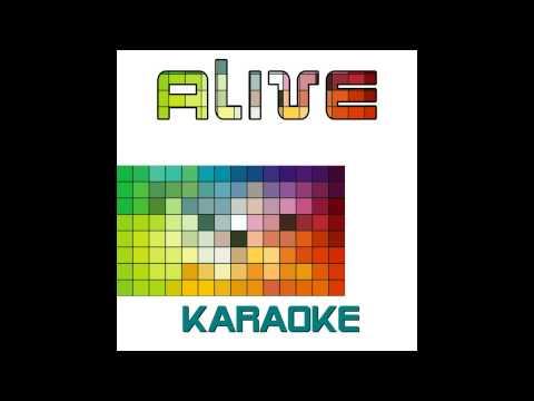Alive Empire of the sun KARAOKE Karaoke Playback Instrumental