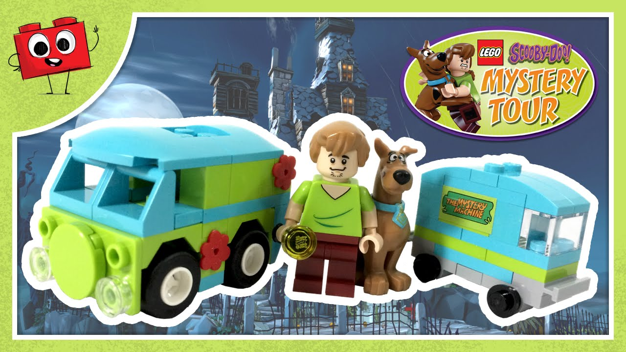 Lego Scooby Doo Giveaway Build Review And TourMachine Mystery hdQCxtosrB