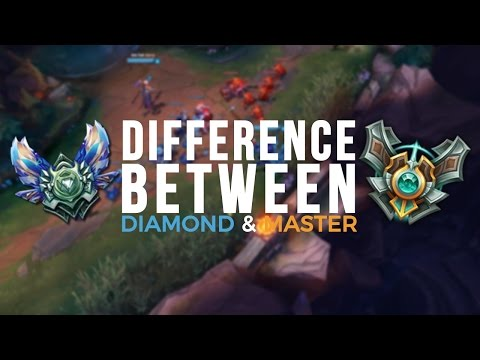 Difference between Diamond & Master