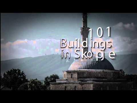101 Buildings in Skopje - Book & DVD