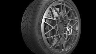 renderspaz tutorial creating tire sidewall texture in 3d studio max