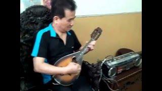 """Thanh Tùng độc tấu mandolin """"Hành quân xa """" """" Qua miền Tây Bắc"""" """""""