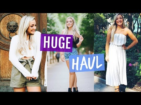 BACK TO SCHOOL URBAN OUTFITTERS HAUL | gretchenlovesbeauty