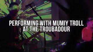 Mumiy Troll   Live in Los Angeles, CA 11/23/14