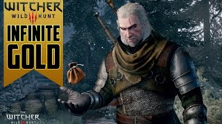Witcher 3: Wild Hunt - Full Guide to Farm Unlimited Gold (How to)