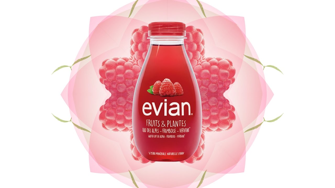 Super evian® Fruits & Plantes, de andere kant van evian® - YouTube FX52