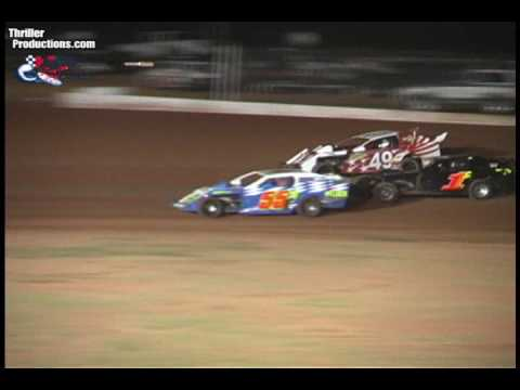 Lawton Speedway 6-26-10 Highlights