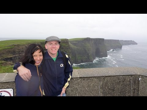 Ireland: Galway to Cliffs of Moher