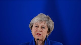 Theresa May expected to make statement to British Parliament
