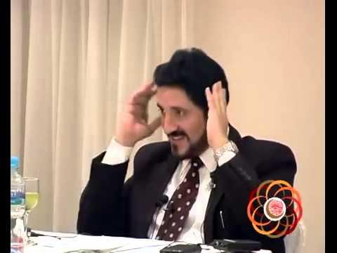 """عدنان إبراهيم: آية """" قال أولم تؤمن قال بلى ولكن ليطمئن"""""""