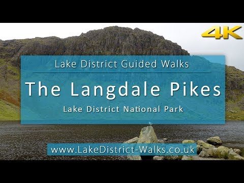 Langdale Pikes Route Guide