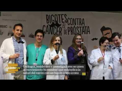Córdobahoy - Bigotes para prevenir el cáncer de próstata