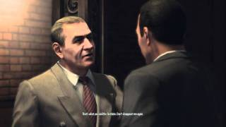 Mafia 2 - Chapter 5 (part 1) - PC Gameplay HD