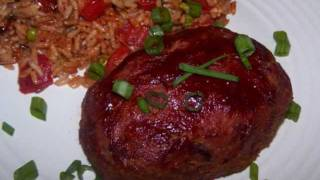 Mini Chili Meatloaf Recipe - Gluten Free