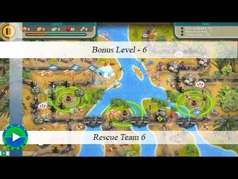 Rescue Team 6 CE - Bonus Level 6  