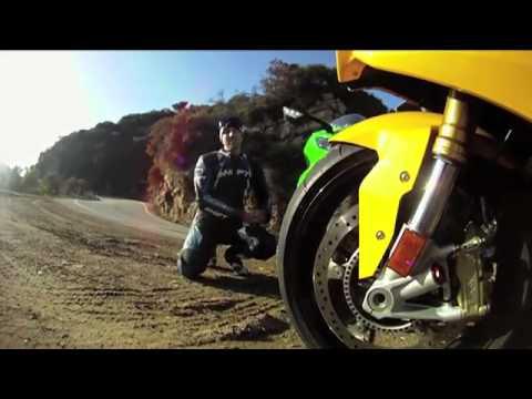 PORTADA SPORTS: Kawasaki ZX-10R Vs. 2011 BMW S1000RR Street Test!