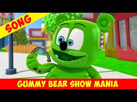 Lucky Charm Song Extended Version  Gummy Bear Show MANIA