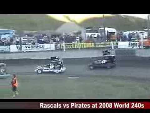 Rascals vs Pirates
