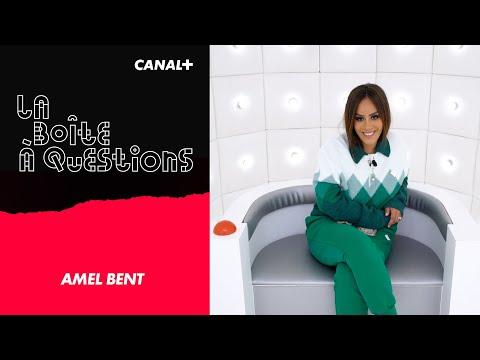 Youtube: La Boîte à Questions de Amel Bent – 19/10/2021
