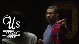 'Us' Behind the Scenes With Jordan Peele