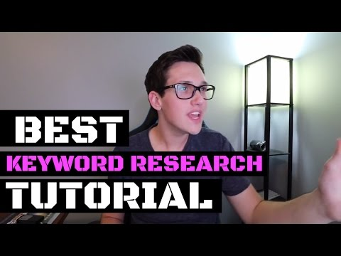 The Most Exciting Keyword Research Tutorial Ever
