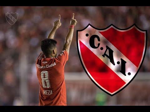 Maximiliano Meza • Independiente • 2016 - 2018 • HD 1080p