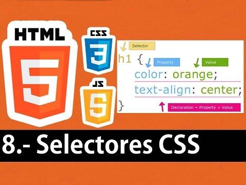 Curso de HTML5 esencial - HTML5 y CSS3 (selectores css, lo básico de css )