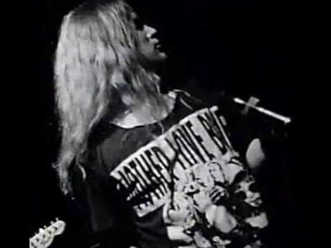 Andrew Wood - Mama Says Right (demo)