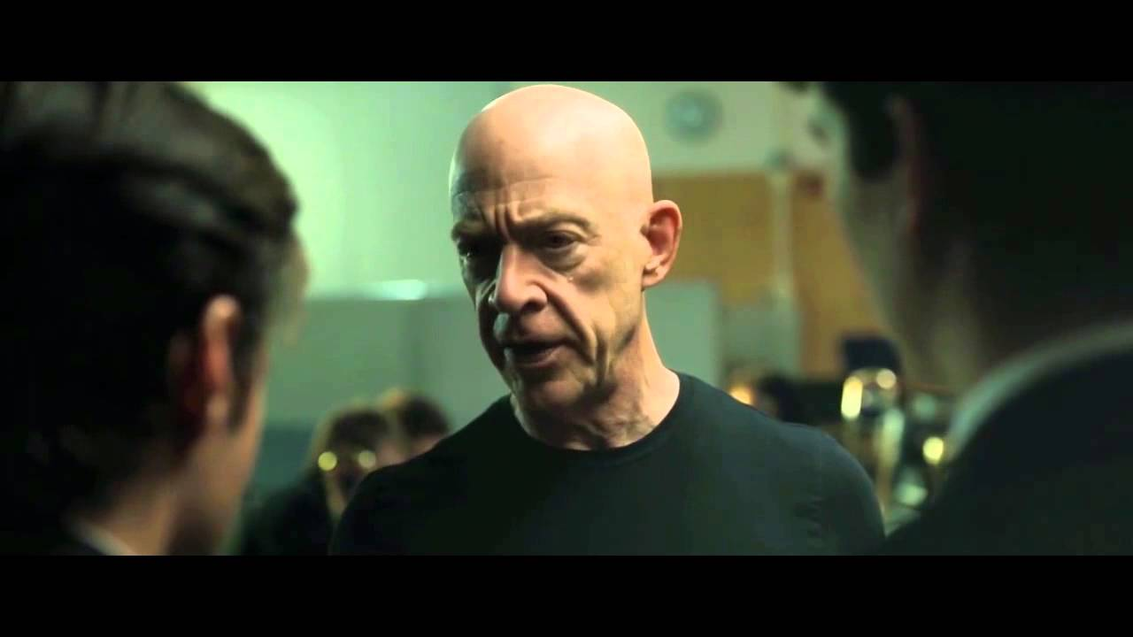 Jk Simmons Whiplash Yelling