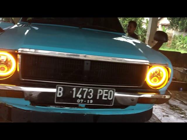 Corolla ke30 japan muscle car style